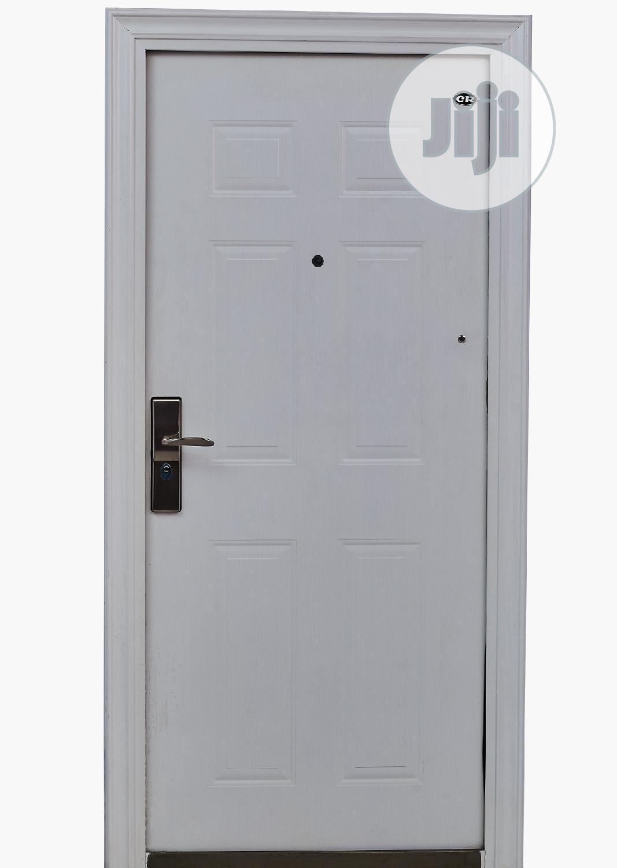 Sd011 Security Door