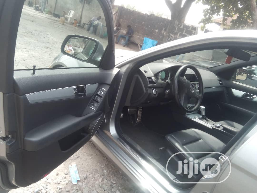 Mercedes-Benz C300 2008 Gray | Cars for sale in Apapa, Lagos State, Nigeria
