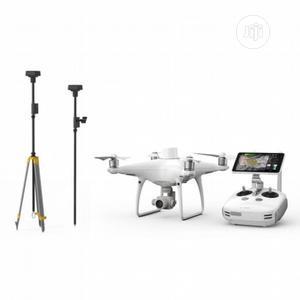 DJI Phantom 4 RTK Quadcopter Drone With D-Rtk 2 Mobile Stati   Photo & Video Cameras for sale in Lagos State, Ikeja