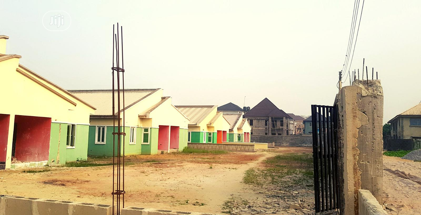 Only 2 Bungalows On Promo- 3 Bedroom Semi Detached Bungalows | Houses & Apartments For Sale for sale in Sangotedo, Ajah, Nigeria