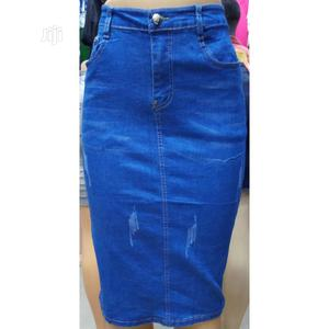 Jean Skirt   Clothing for sale in Lagos State, Abule Egba