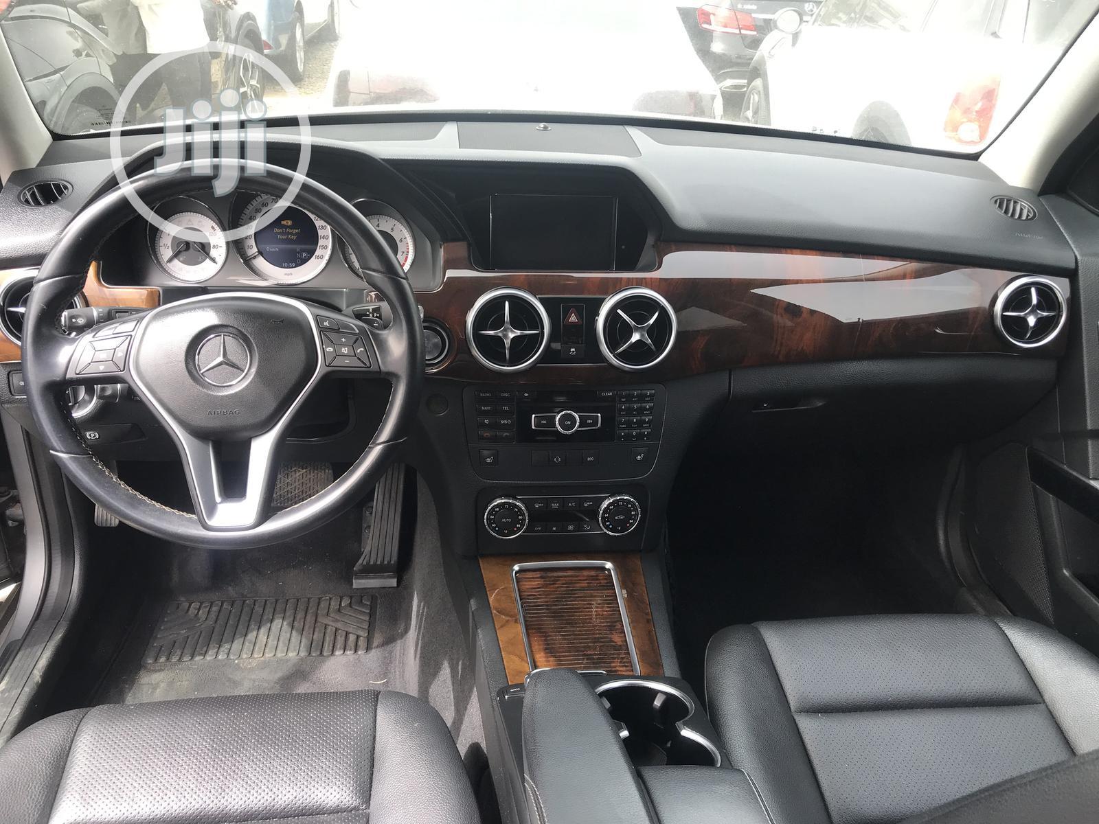 Archive: Mercedes-Benz GLK-Class 2013 Gray
