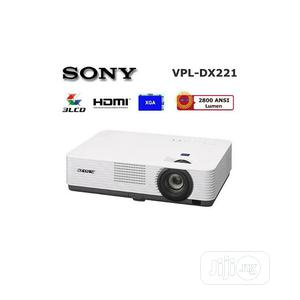 Sony Projector DX221 2800 Lumens | TV & DVD Equipment for sale in Abuja (FCT) State, Wuse