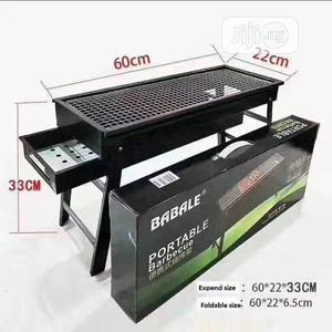 Bbq Charcoal Grill (Foldable) | Kitchen Appliances for sale in Lagos State, Lagos Island (Eko)