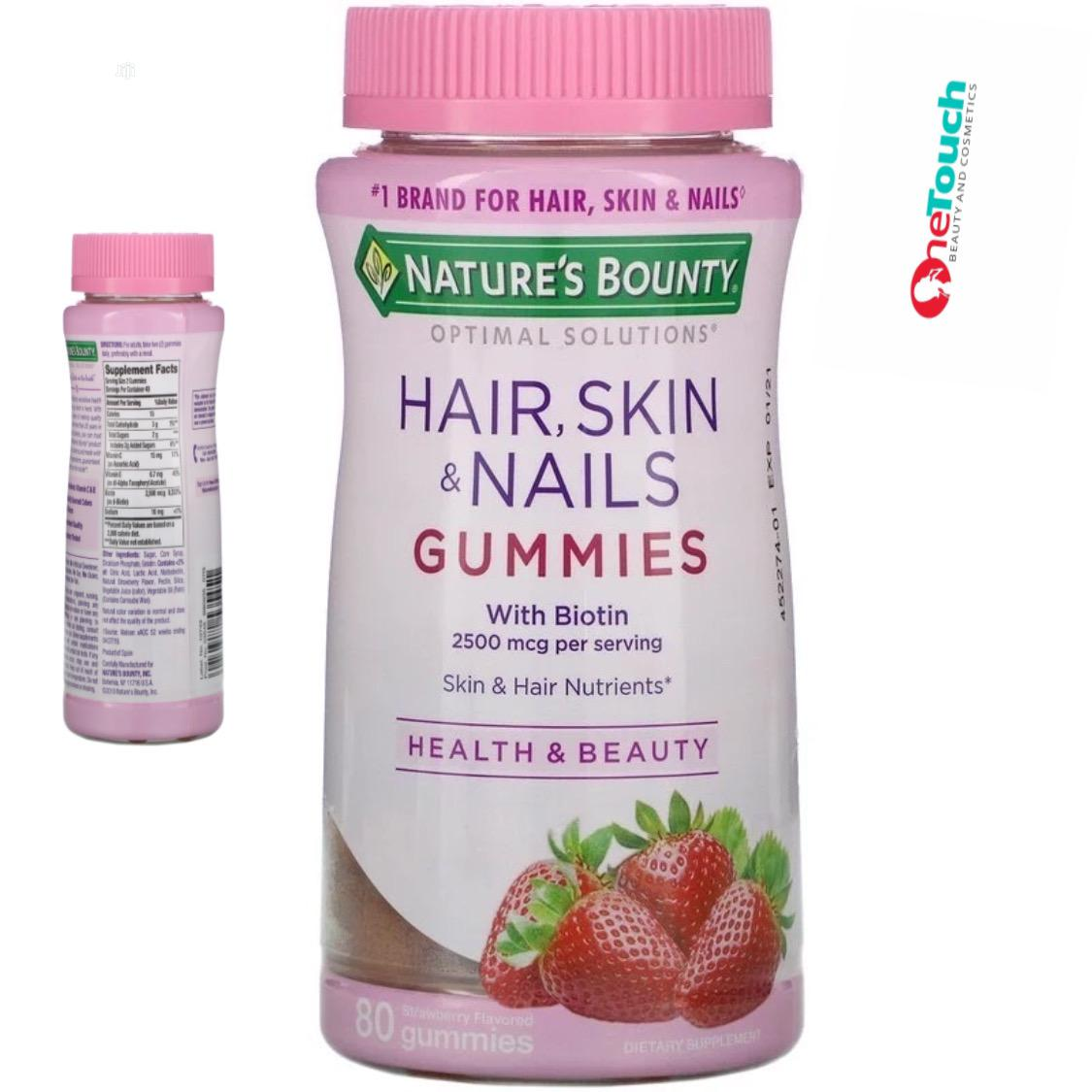 Nature's Bounty, 80 Gummies