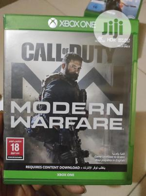 Call of Duty Modern Warfare Xbox One   Video Games for sale in Lagos State, Alimosho