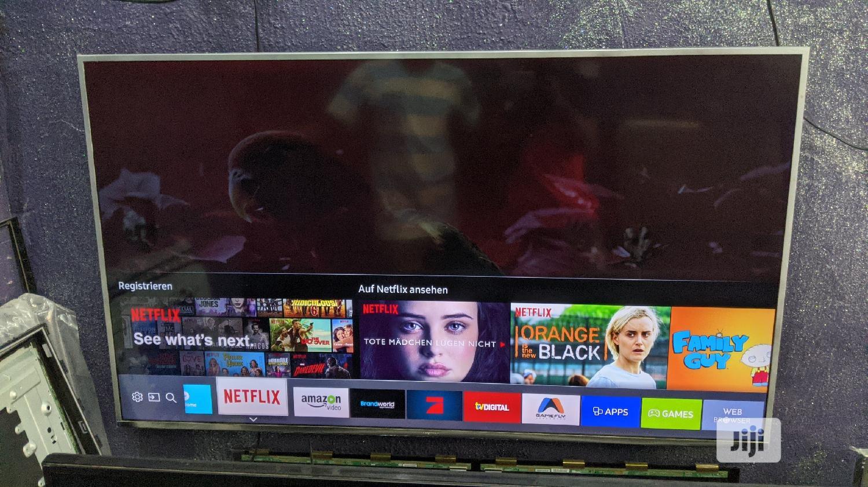 "Archive: Samsung 55"" 4k UHD HDR Smart TV, Uktra Slim"