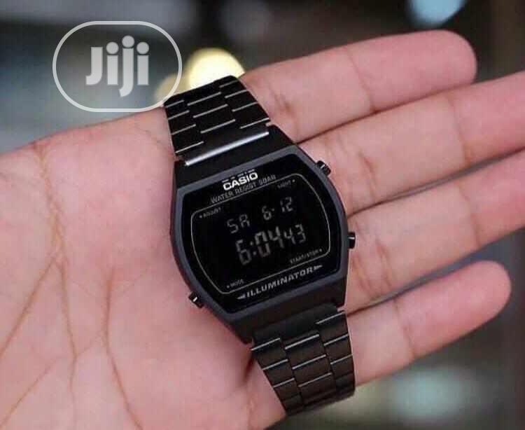 Casio Digital Unisex Wristwatches- Varieties   Watches for sale in Yaba, Lagos State, Nigeria
