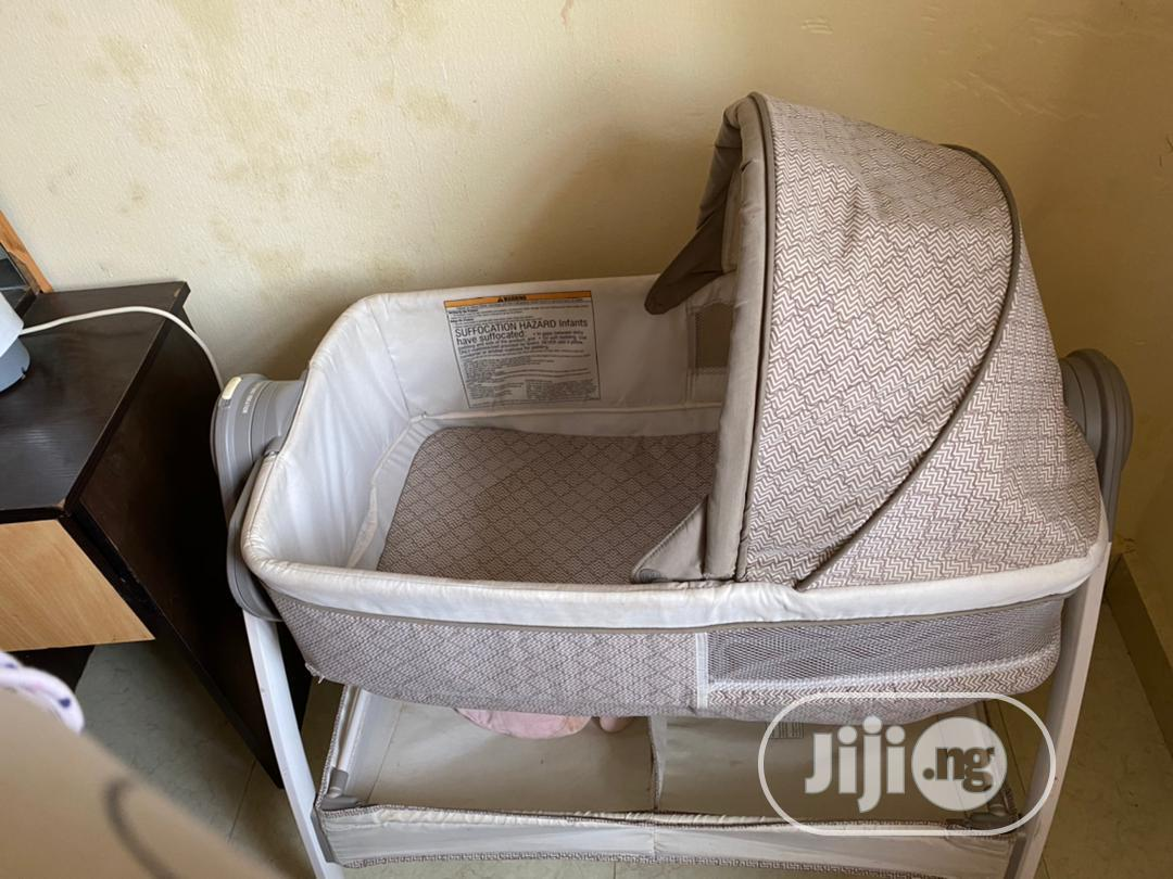 Archive: Graco Baby Bassinet