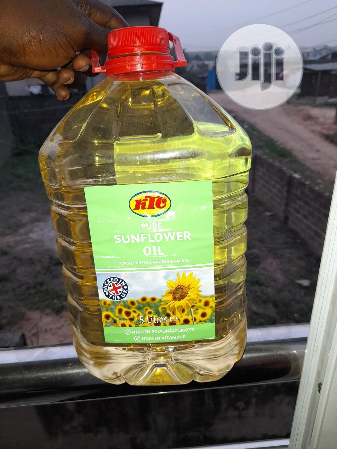 Sunflower Vegetable Oil