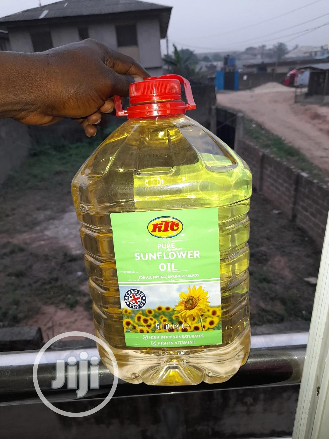 Sunflower Vegetable Oil | Meals & Drinks for sale in Ikorodu, Lagos State, Nigeria