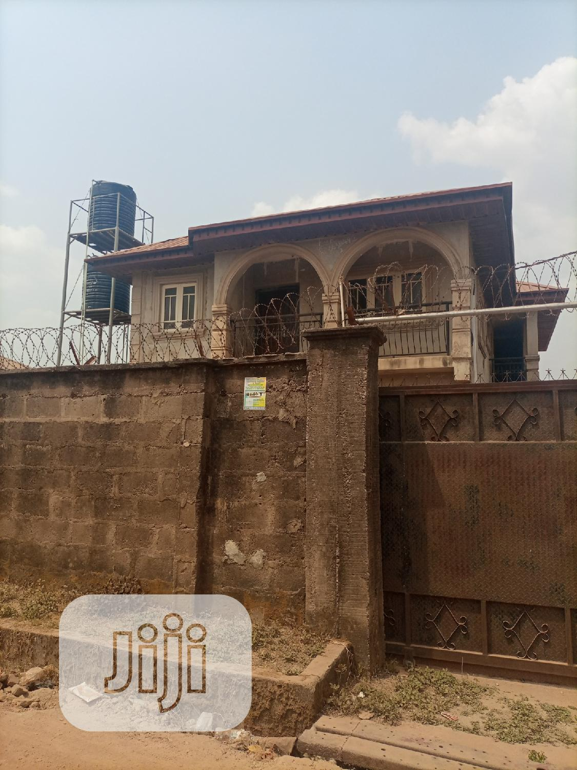 Archive: Four Bedroom Duplex at Akobo