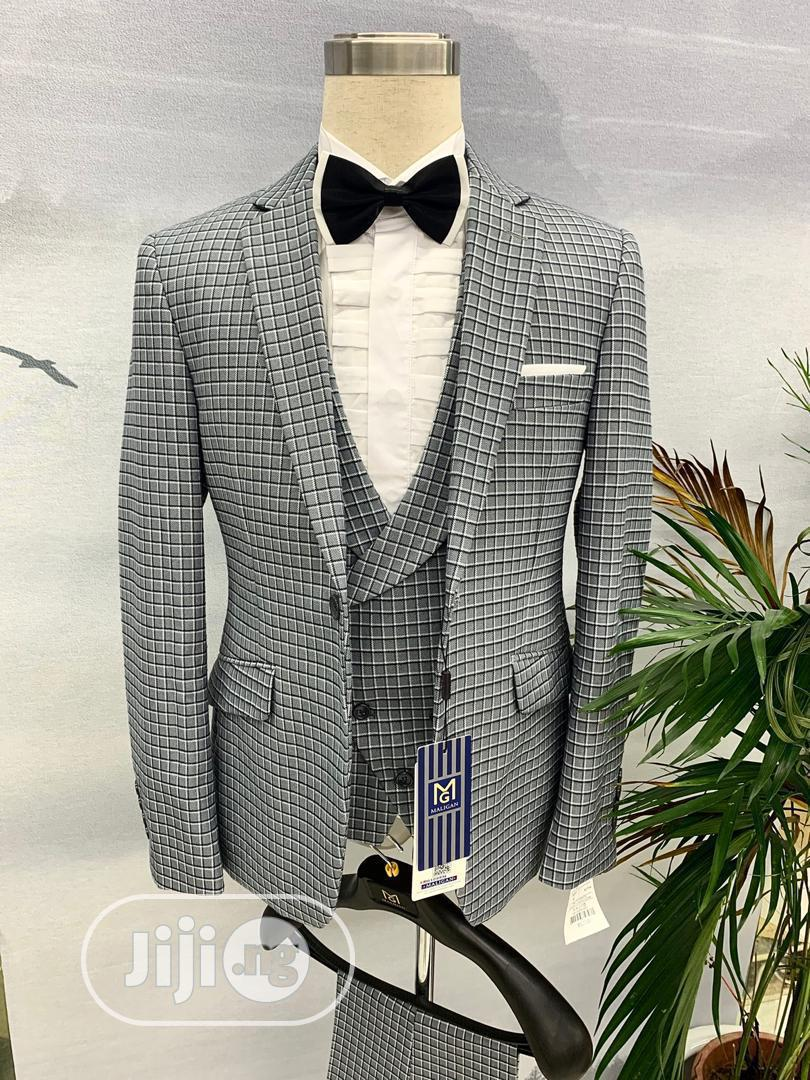Turkish Checkers Suit