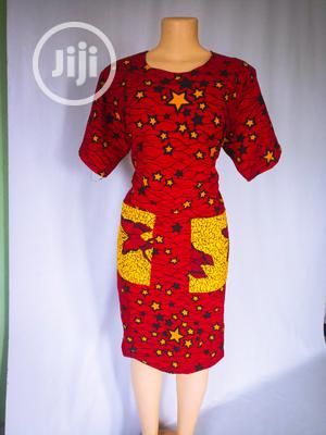 Nice and Simple Ankara Gown | Clothing for sale in Edo State, Benin City