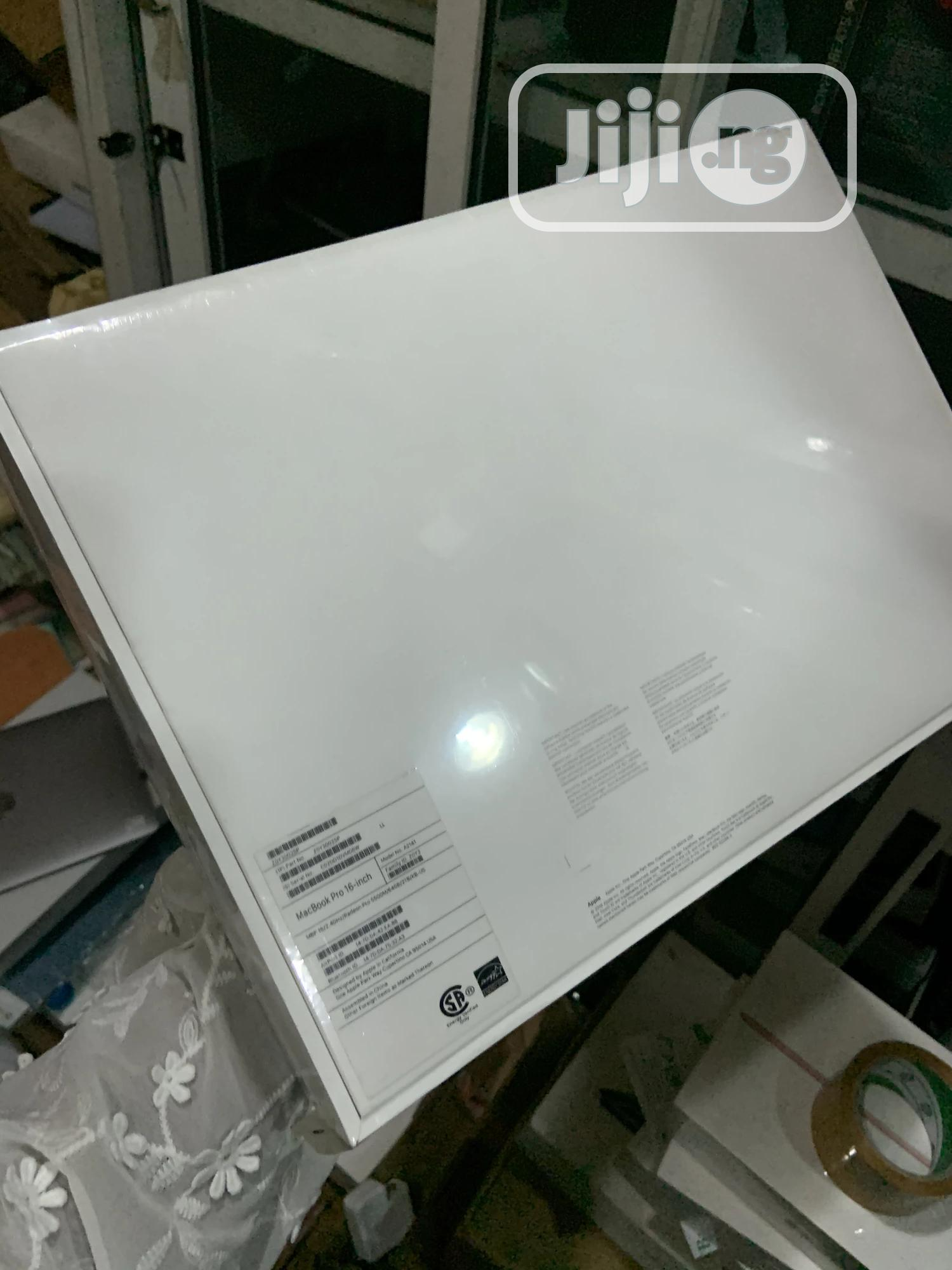 New Laptop Apple MacBook Pro 2020 32GB Intel Core I9 SSD 2T | Laptops & Computers for sale in Ikeja, Lagos State, Nigeria
