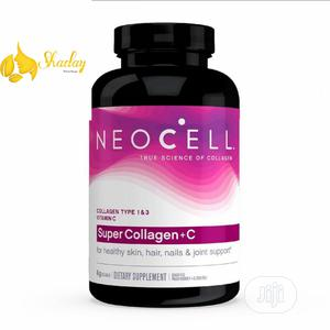 Neocell Super Collagen + C 120 Tab   Vitamins & Supplements for sale in Lagos State, Alimosho