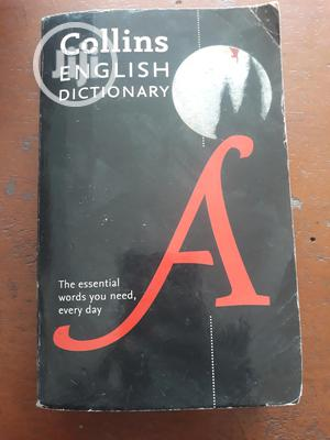 Collins English Dictionary   Books & Games for sale in Lagos State, Surulere