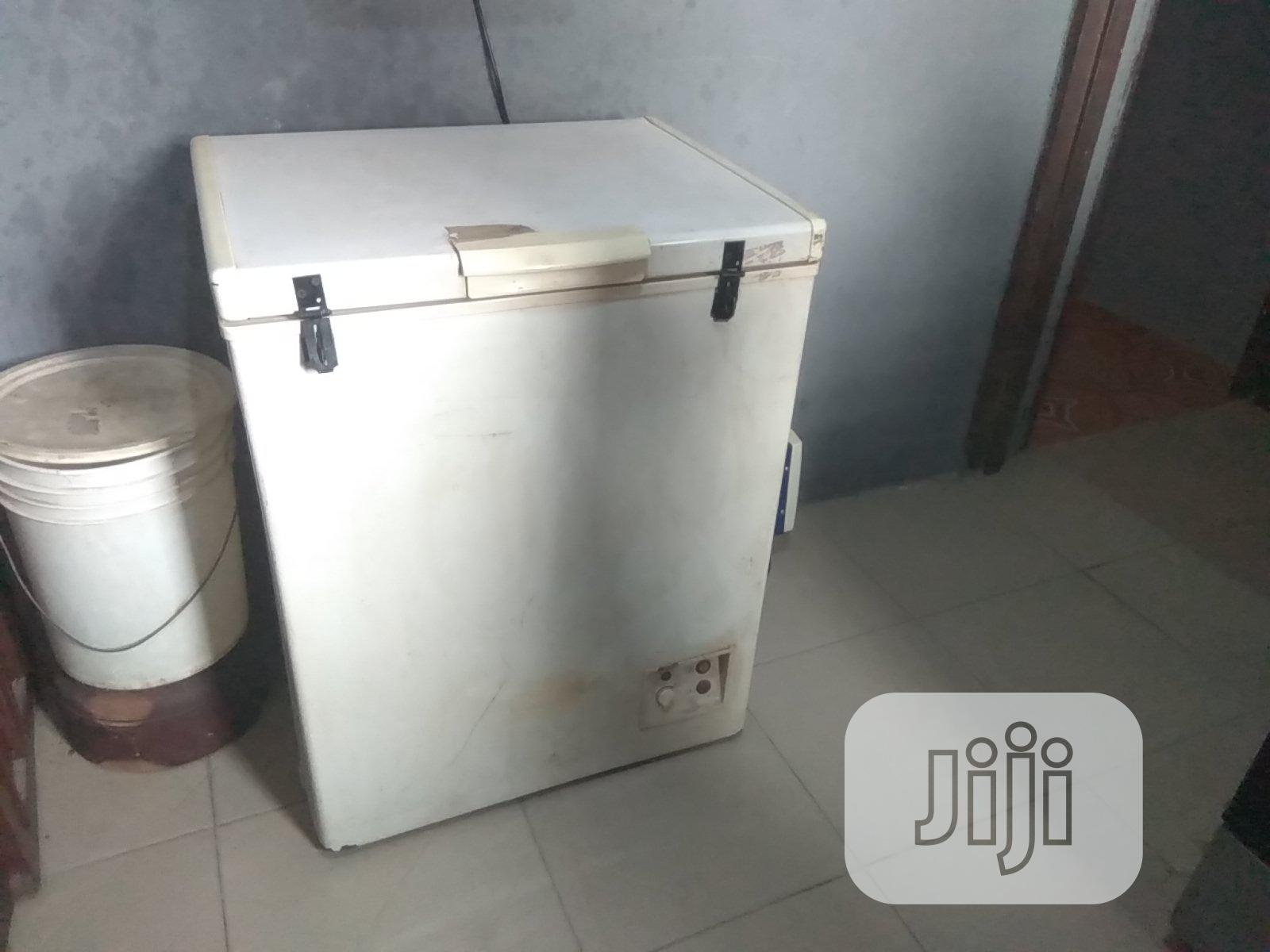 Archive: Used Chest Freezer