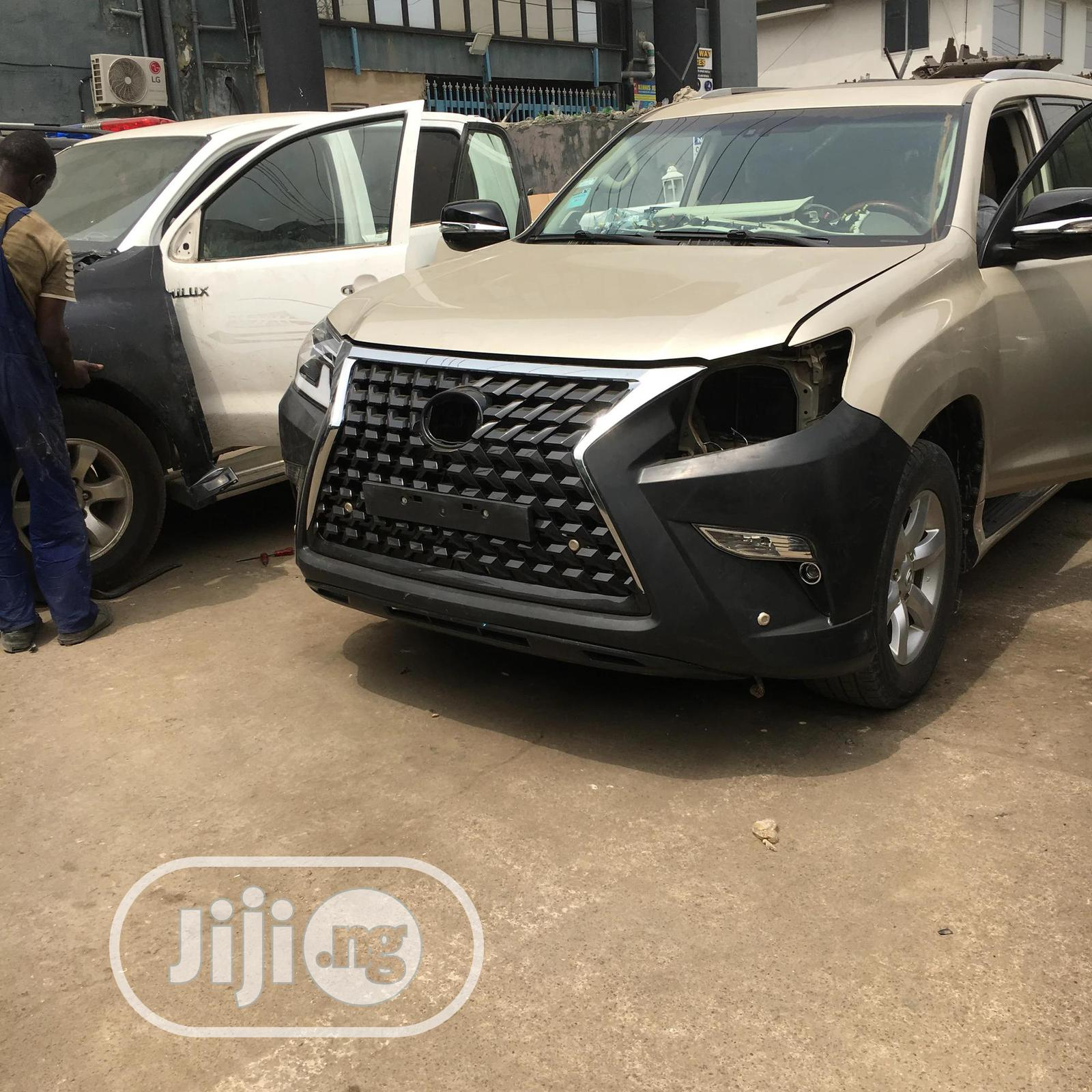 Upgrade Gx 460 From 2010 To 2020 | Automotive Services for sale in Mushin, Lagos State, Nigeria