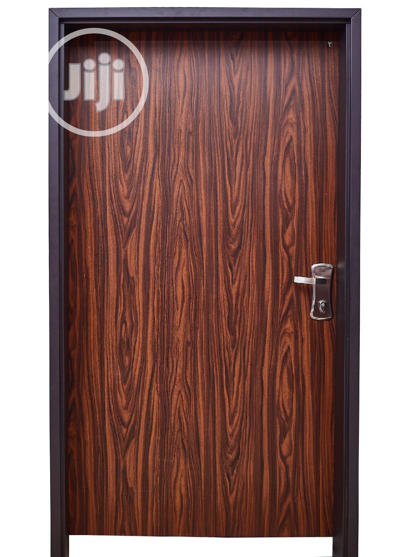 Isreali Security Door