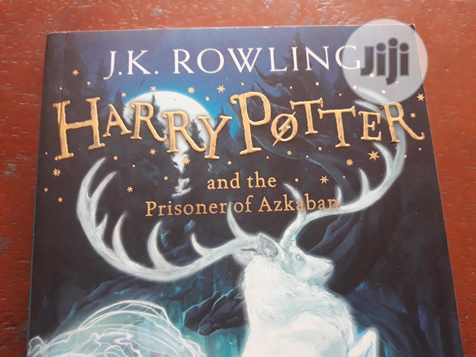 Archive: Harry Potter and the Prisoner of Azkaban