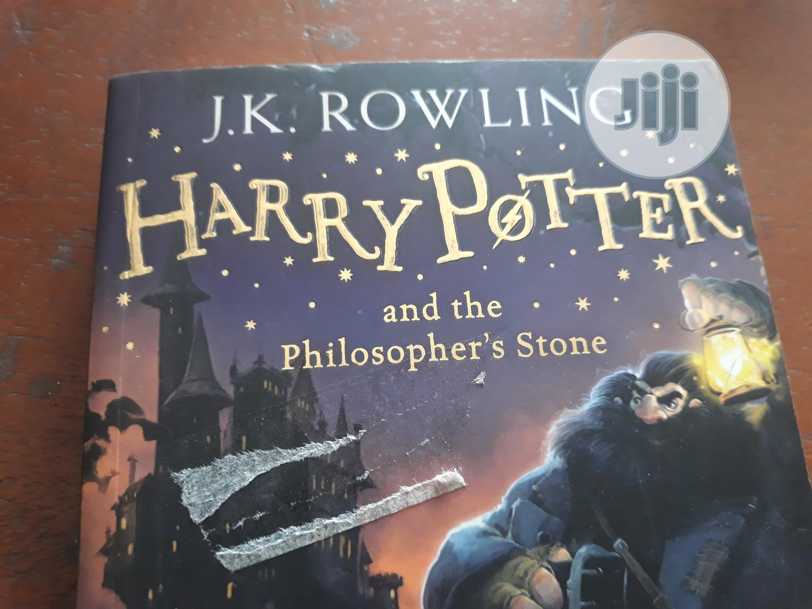 Archive: Harry Potter and the Philosopher's Stone