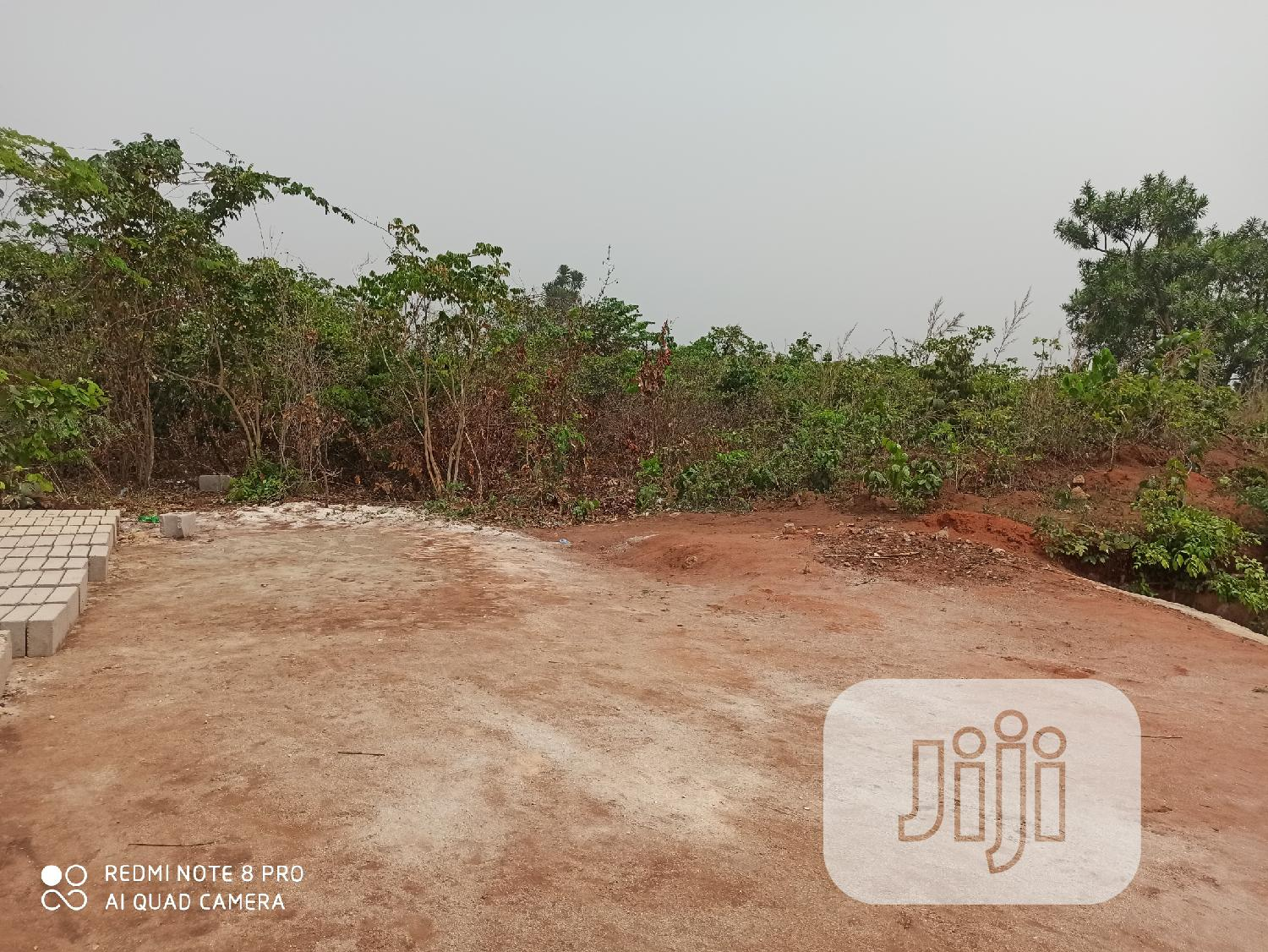 2 Plots of Empty Land for Sale at Orji Owerri Imo State.