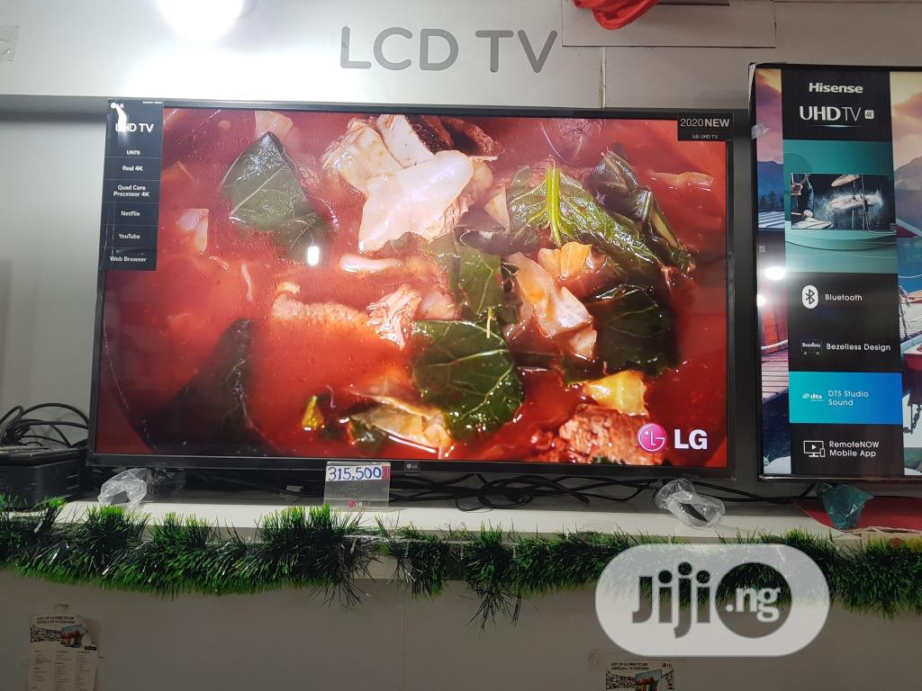 LG UHD Smart TV 55 Inches