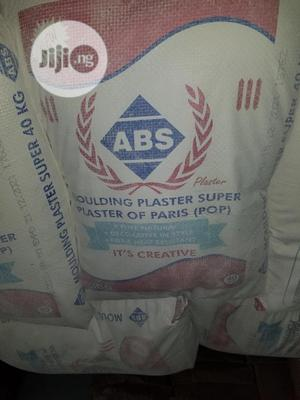 Plaster of Paris (ABS Cement) | Building Materials for sale in Lagos State, Yaba