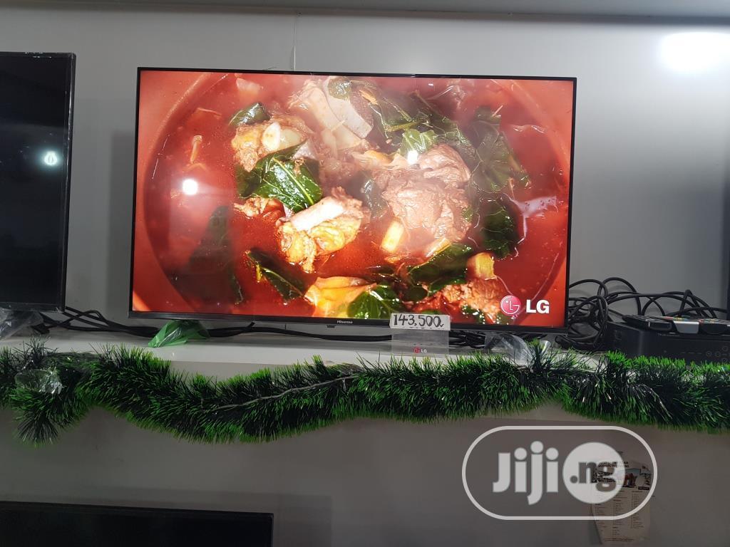 LG Full HD Smart TV 55 Inches