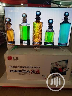 Hisense ULED 55 Inches TV   TV & DVD Equipment for sale in Lagos State, Alimosho