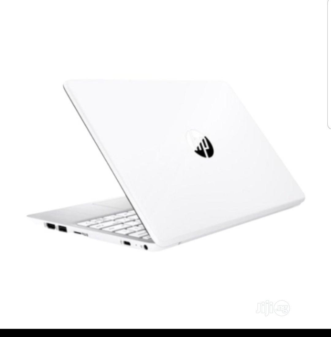 New Laptop HP Stream 11 4GB Intel Celeron SSD 60GB | Laptops & Computers for sale in Ikeja, Lagos State, Nigeria