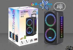 Deep Bass Party Box Outdoor High Power Bluetooth Speaker | Audio & Music Equipment for sale in Lagos State, Ojo