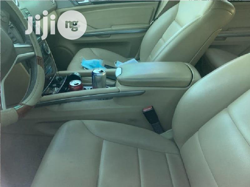 Archive: Mercedes-Benz M Class 2010 ML 350 4Matic Red