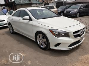 Mercedes-Benz CLA-Class 2017 White | Cars for sale in Lagos State, Lekki