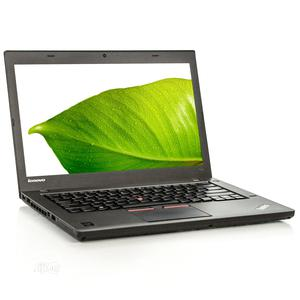 Laptop Lenovo ThinkPad T440p 16GB Intel Core I7 SSD 256GB | Laptops & Computers for sale in Ogun State, Abeokuta South