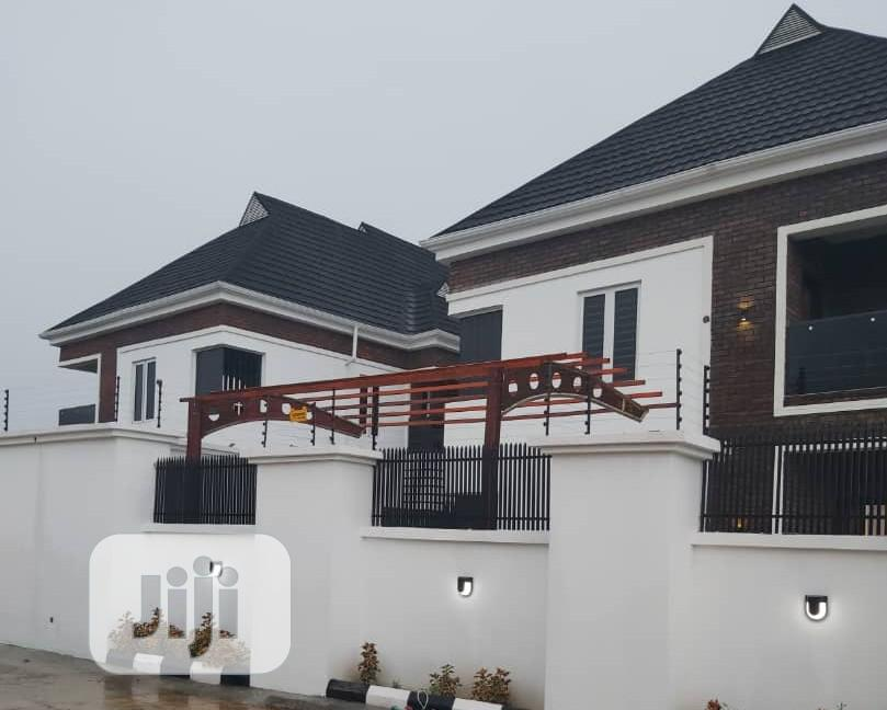 5 Bedroom Duplex With 2 Penthouse Behind Bovas Oluyole
