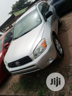 Toyota RAV4 2008 Limited V6 4x4 Silver   Cars for sale in Lagos State, Isolo