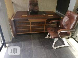 Office Table and Chairs   Furniture for sale in Lagos State, Ojo