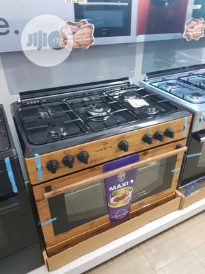 Gas Cooker With 5 Burners   Kitchen Appliances for sale in Lagos State, Alimosho