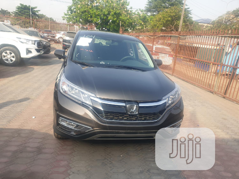 Honda CR-V 2015 Black