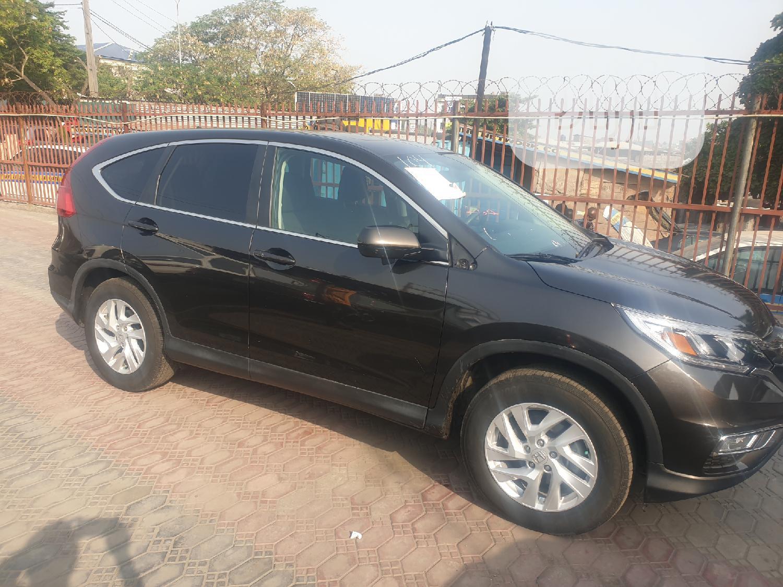 Honda CR-V 2015 Black | Cars for sale in Amuwo-Odofin, Lagos State, Nigeria