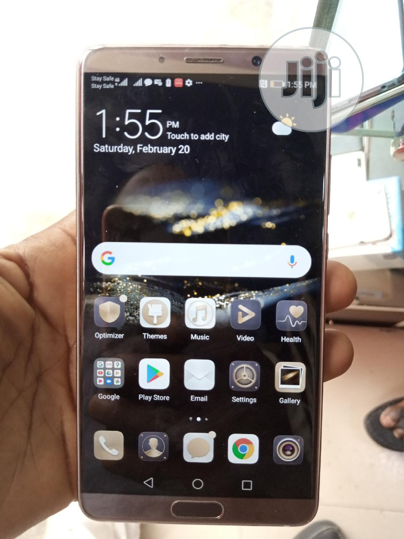 Huawei Mate 10 64 GB Gold