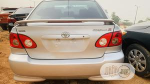 Toyota Corolla 2007 1.4 VVT-i Silver   Cars for sale in Lagos State, Isolo