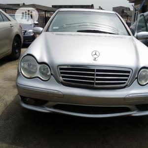 Mercedes-Benz C240 2002 Silver   Cars for sale in Lagos State, Alimosho
