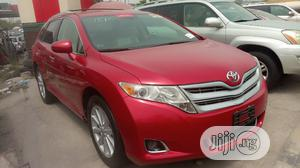 Toyota Venza 2010 V6 Red | Cars for sale in Lagos State, Apapa