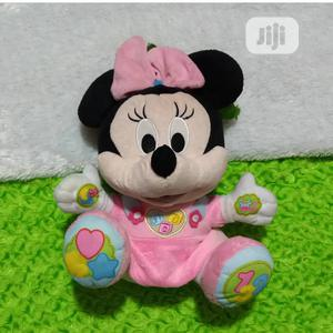 Minnie Mouse Musical Plush Toy   Toys for sale in Lagos State, Abule Egba