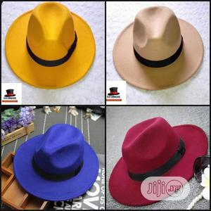Classic Fedora Hat   Clothing Accessories for sale in Lagos State, Ajah