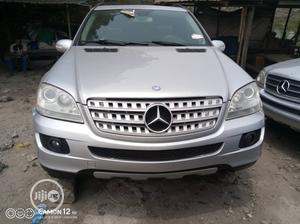 Mercedes-Benz M Class 2007 Silver   Cars for sale in Lagos State, Apapa