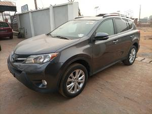 Toyota RAV4 2015 Gray | Cars for sale in Kwara State, Ilorin West